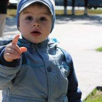малыш :: ольга Ильина