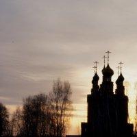 Церковь. Новоалтайск :: Григорий Паршин