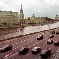 Вдоль Москвы-реки :: Ольга Зотова