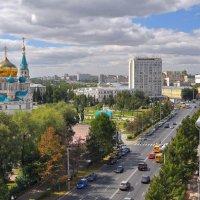 Омск :: Владимир Зыбин