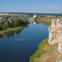 река Чусовая :: игорь козельцев