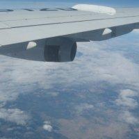 Вид из самолета :: Анна Мичкова