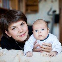 Саша и Егор :: Lizhen Markevich