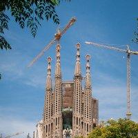 Sagrada Familia :: Максим Гусельников