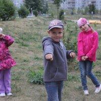 Дети,дети! :: Polina Mordvinova