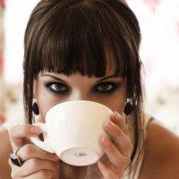 Чашка чая :: Элеонора Эвлин
