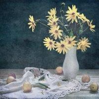 Цветки Тапинамбура. :: Юлия Холодкова
