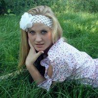 Александра :: Анастасия Кичемаева