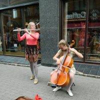 Уличные музыканты :: Lina Liber