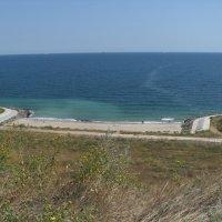 Пляж :: Сергей Рачков