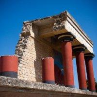 Крит, Кносский дворец  (Лабиринт Минотавра) :: Оксана Карауш