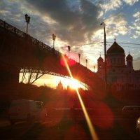 Мой любимый город-4 :: Роман Аникин