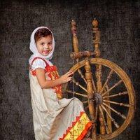 Старорусские мотивы :: Лилия Слякаева