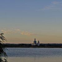 Церковь.Лугань :: Константин Лабудя
