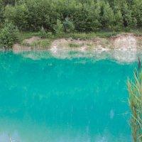 реально голубое озеро :: Александр Аль-А