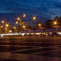 Кутузовский проспект. ночь :: Irina ----