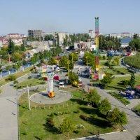 мой город :: Анастасия Рябова