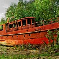 Обломки кораблекрушения - 1 :: Антон Ильяшенко
