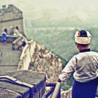 Китайская стена :: Евгений Ступак