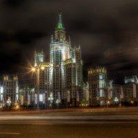 Высотное здание на Котельнической набережной :: Антон Бойкевич
