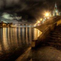 Москва река :: Антон Бойкевич