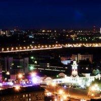 Огни Новосибирска :: Элеонора Эвлин