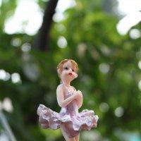 балерина :: Анастасия Гапанюк (начинающий фотограф)