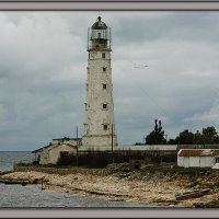 Тарханкутский маяк :: L Nick