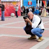 Фотограф. :: Геннадий Оробей