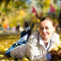 осеннее настроение :: Анна Разгуляева