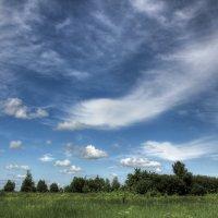 бескрайнее небо :: Марина Черепкова