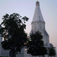 Храмы в Коломенском :: Сергей Федорович Турчев