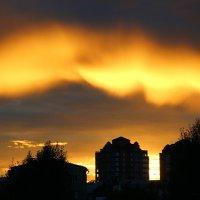 северное небо :: Лиза Игошева
