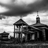 Деревянные церкви Руси... :: Андрей Борисенко