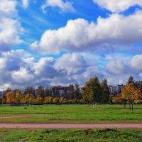 Парк героев. :: Валентина Потулова