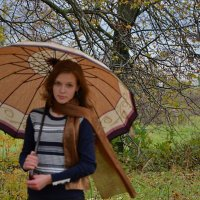 зонтик :: Александра Шепелева