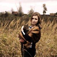кисуля на руках :: Александра Шепелева