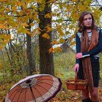осень :: Александра Шепелева