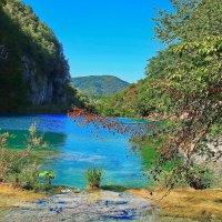 Плитвицкие озера..(Хорватия). :: Александр Вивчарик