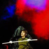 смерть и воин :: Алёна ChevyCherry