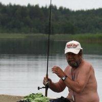 Ловись рыбка... :: Сергей Галкин
