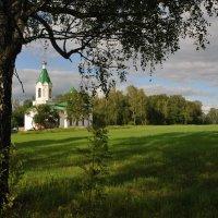 Храм Георгия Победоносца :: Илья Шипилов