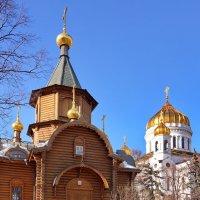 две церкви :: Александр Шурпаков
