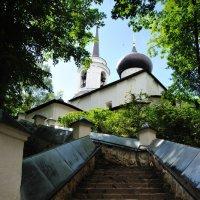 Святогорский монастырь :: Илья Шипилов