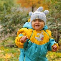 первая осень :: Светлана Попова