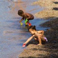 Дети и море :: dmitriy-vdv