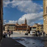 Pontе Santa Trinita :: Наталья Rosenwasser