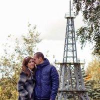 Маленький кусочек Парижа в Минске :: Марина Пушкина