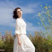 Лето. Портрет 1 :: Ekaterina Stafford