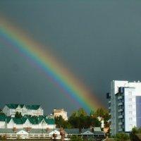 радуга в сентябре :: Юлия Sun